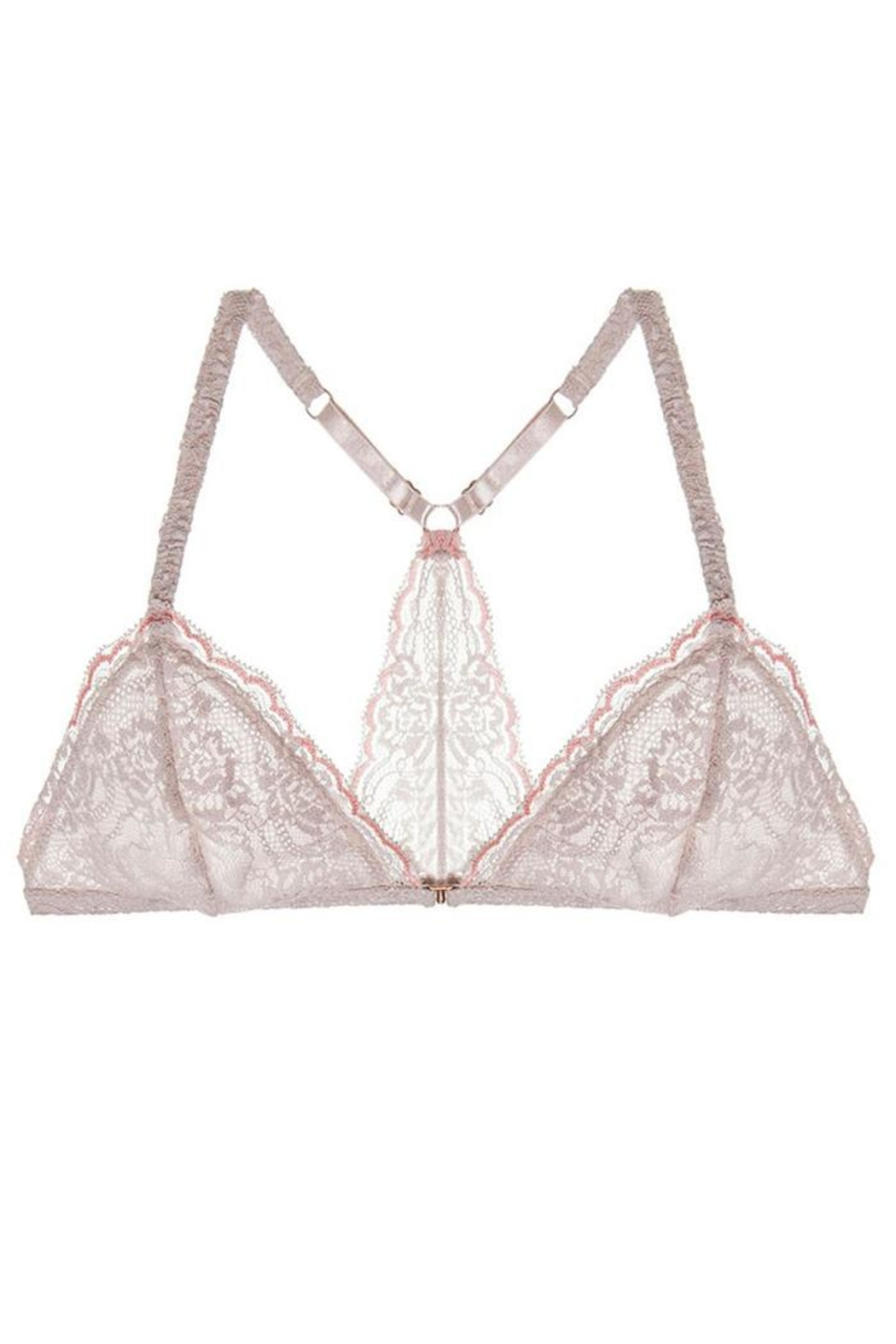 Eberjey Desiree Bralette - Front Cropped Image