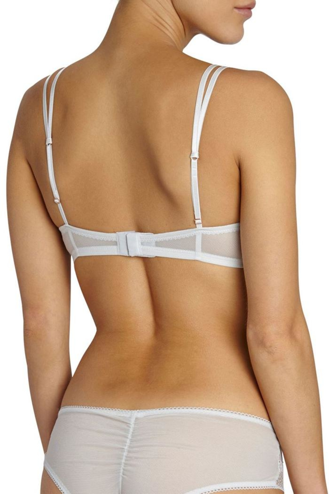 Eberjey Estelle Underwire Bra - Side Cropped Image