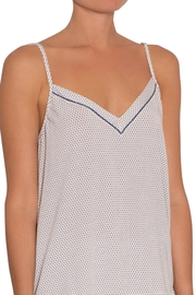 Eberjey Geo Dots Chemise - Front cropped