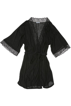 Eberjey Georgette Short Robe - Alternate List Image