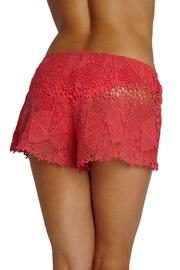 Eberjey Guajira Lace Shorts - Front full body