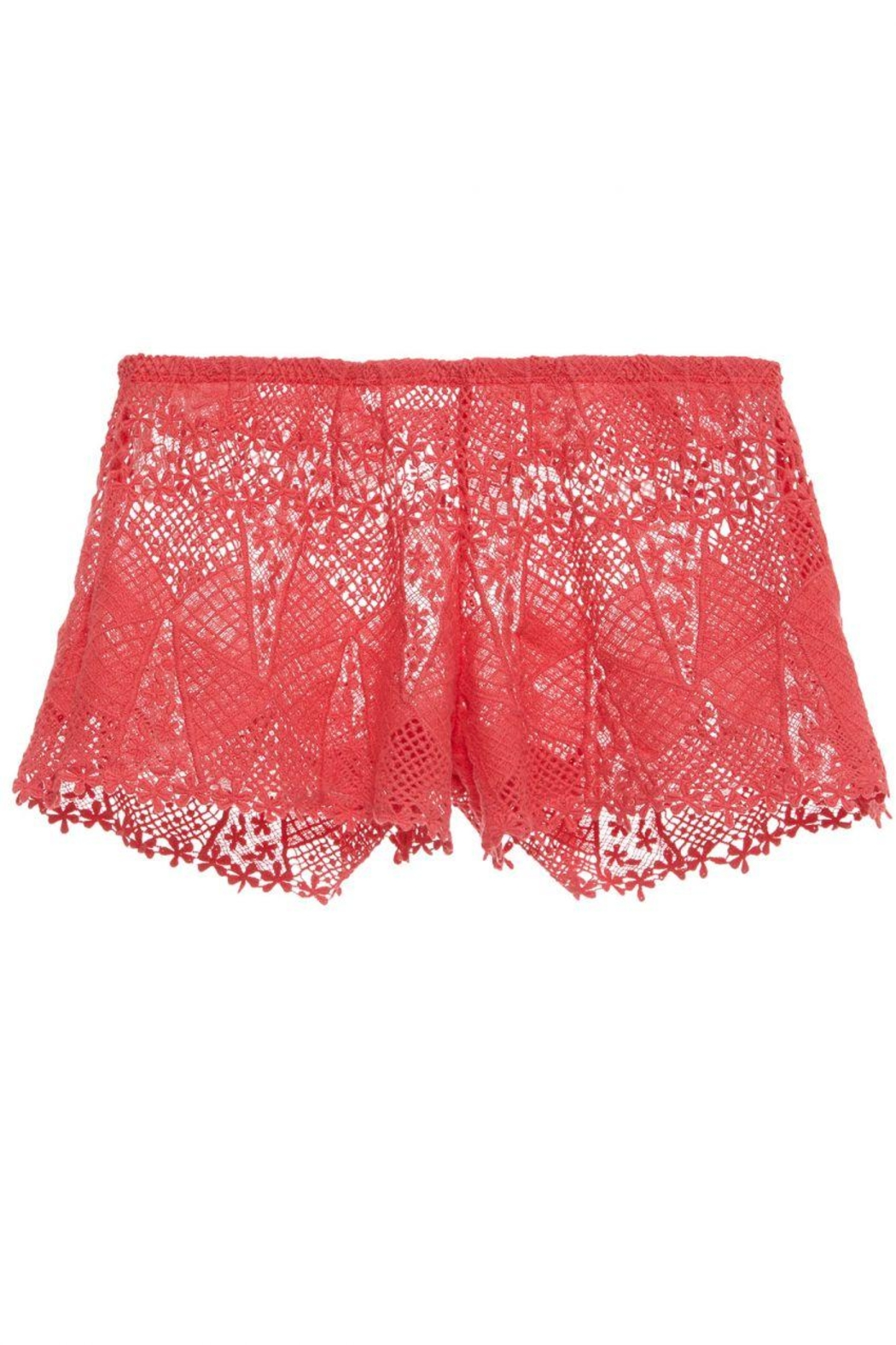 Eberjey Guajira Sam Shorts - Side Cropped Image