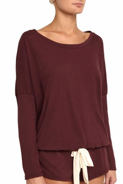 Shoptiques Product: Heather Slouchy Tee
