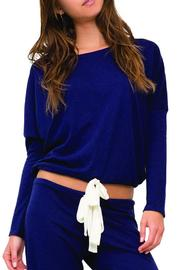 Eberjey Heather Slouchy Tee - Product Mini Image