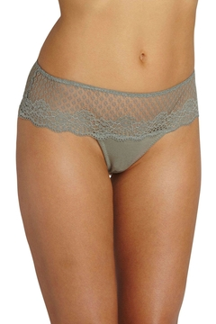 Shoptiques Product: Juanita Lace Thong