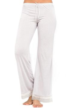 Eberjey Lace Cuff Pant - Product List Image
