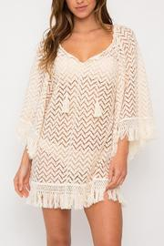 Eberjey Libertine Coverup - Front full body