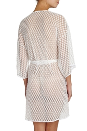 Eberjey Love Always Robe - Front full body