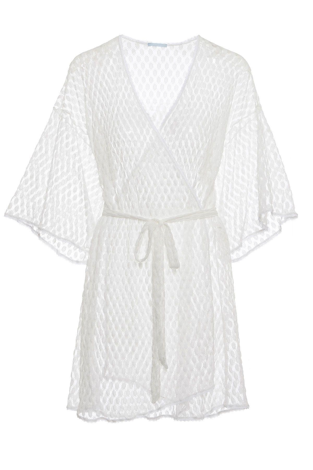 Eberjey Love Always Robe - Side Cropped Image