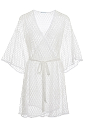 Eberjey Love Always Robe - Side cropped