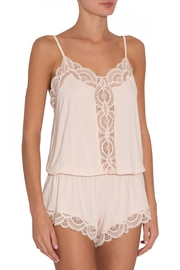 Eberjey Intimates Eberjey Marry Me Dreamer Teddy - Front cropped