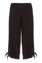 Eberjey Paz Knotted Pant - Front full body