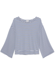 Eberjey Quincy Lounge Top - Front cropped