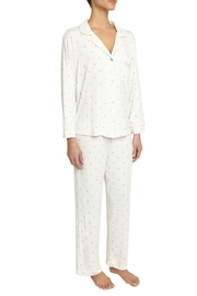 Eberjey Intimates Eberjey The Giving Palm PJ Set - Front cropped