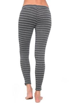 Eberjey Ticking Stripes Legging - Alternate List Image