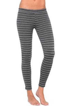 Eberjey Ticking Stripes Legging - Product List Image
