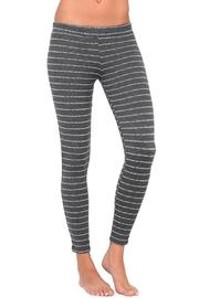 Eberjey Ticking Stripes Legging - Product Mini Image