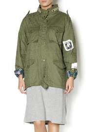 Shoptiques Product: Green Military Jacket