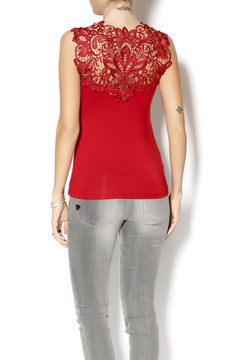 Arianne Terri Red Cami - Alternate List Image
