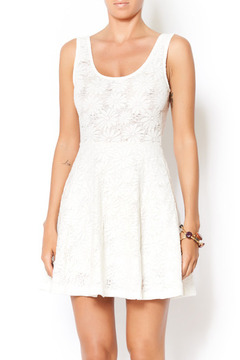 n/a White Lace Dress - Product List Image