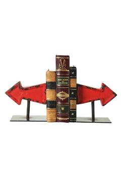Shoptiques Product: Red Arrow Bookends