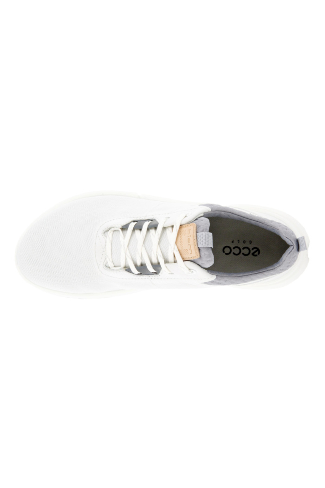 ECCO Ecco Women's Golf BIOM H4 Golf Shoe - Back Cropped Image