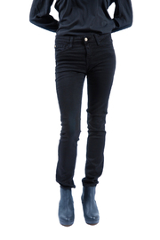 Acquaverde Colored Scarlett Skinny Jeans - Front cropped