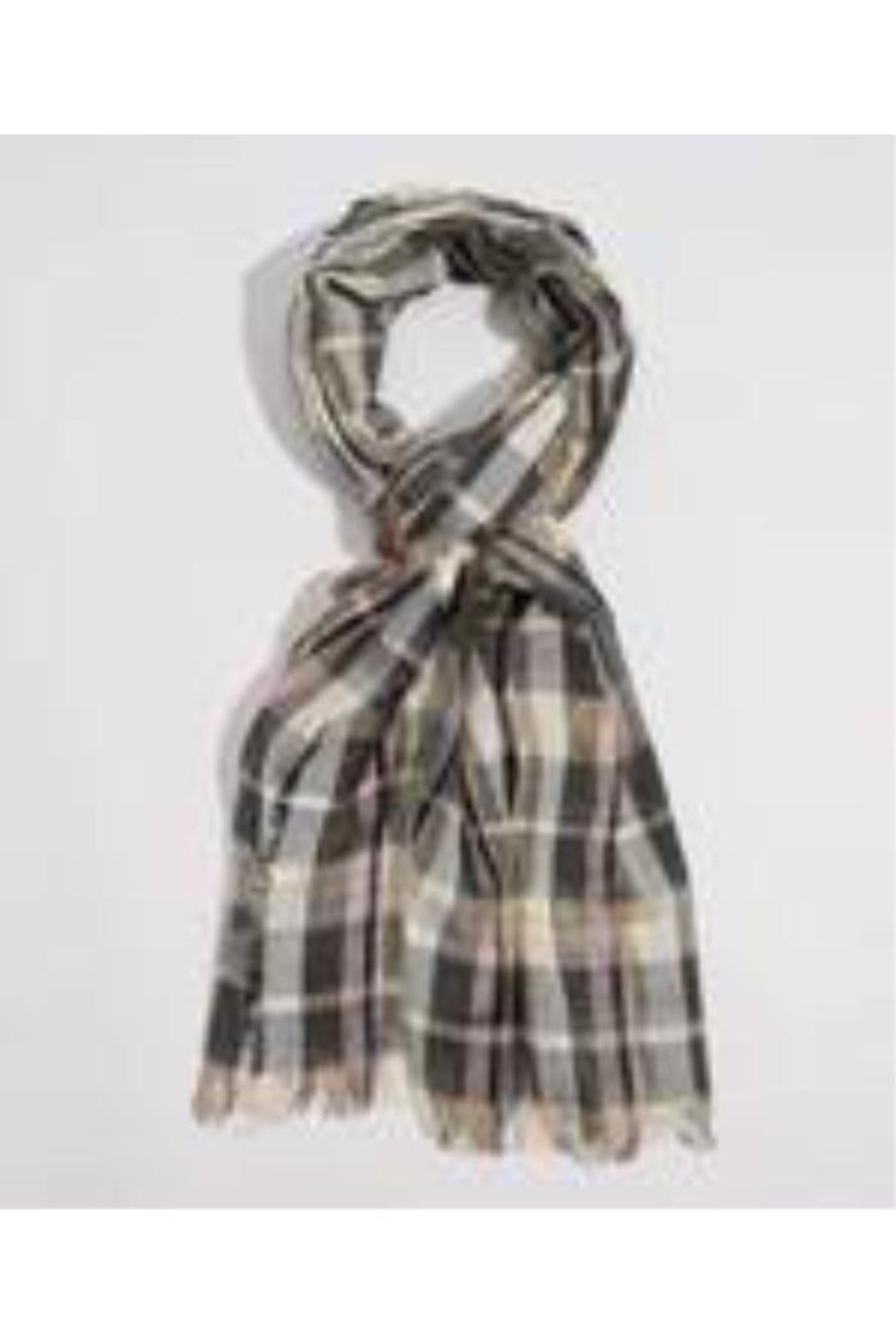 Echo Design Luxe Plaid Scarf - Main Image