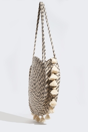 Echo Design Braided Circle Bag - Back cropped