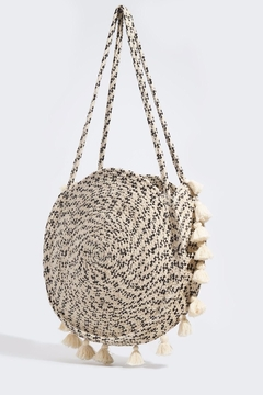 Shoptiques Product: Braided Circle Bag