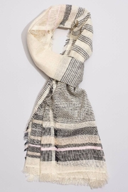 Echo Design Cabana Stripe Scarf - Product Mini Image