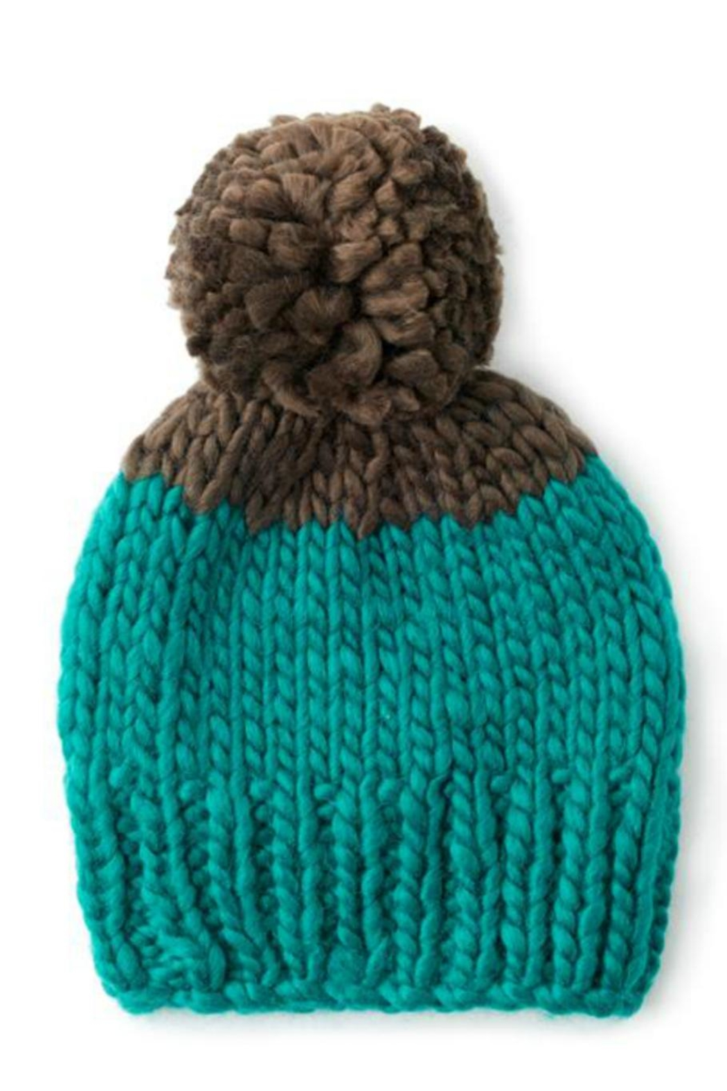 Echo Design Knit Roving Hat - Front Cropped Image