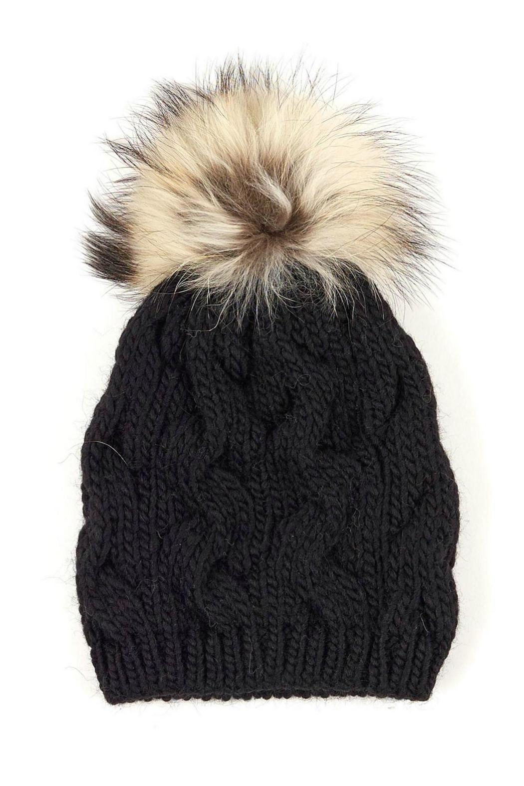 026a63c94bd Echo Design Raccoon Pompom Hat from Cape Cod by Painted Daisies ...