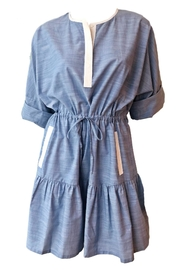 Joie Ecidra Chambray Dress - Product Mini Image