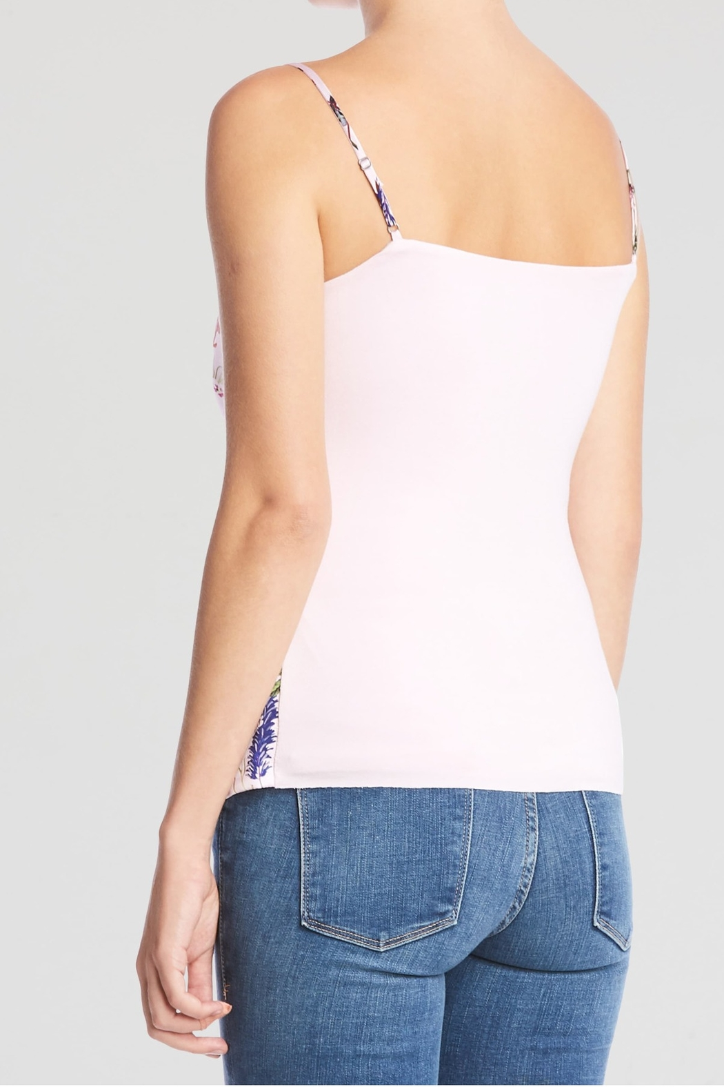 Bailey 44 Eclair Satin Cami - Front Full Image