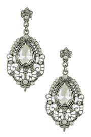 Eclat Baroque Drop Earrings - Product Mini Image