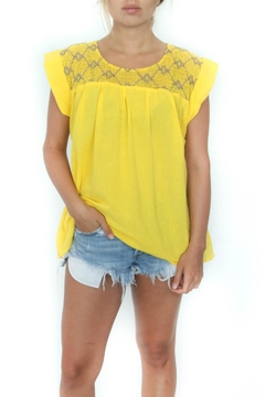 Eclectic Array Beach Blouse - Product List Image