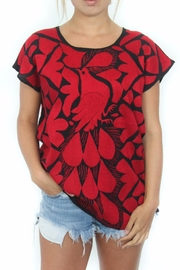 Eclectic Array Paradise Top - Product Mini Image