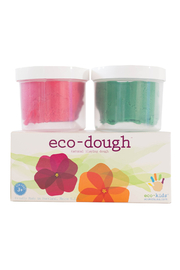 eco-kids Eco-Dough Natural Playing Dough - Front cropped