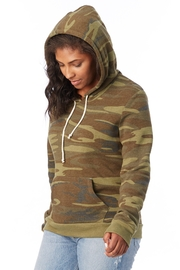 Alternative Apparel Eco fleece pullover hoodie - Product Mini Image