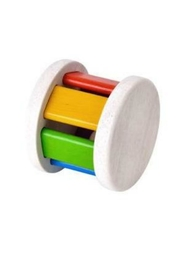 Plan Toys Eco-friendly Baby Roller - Front cropped