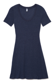 Alternative Eco-Jersey Swing Dress - Product Mini Image