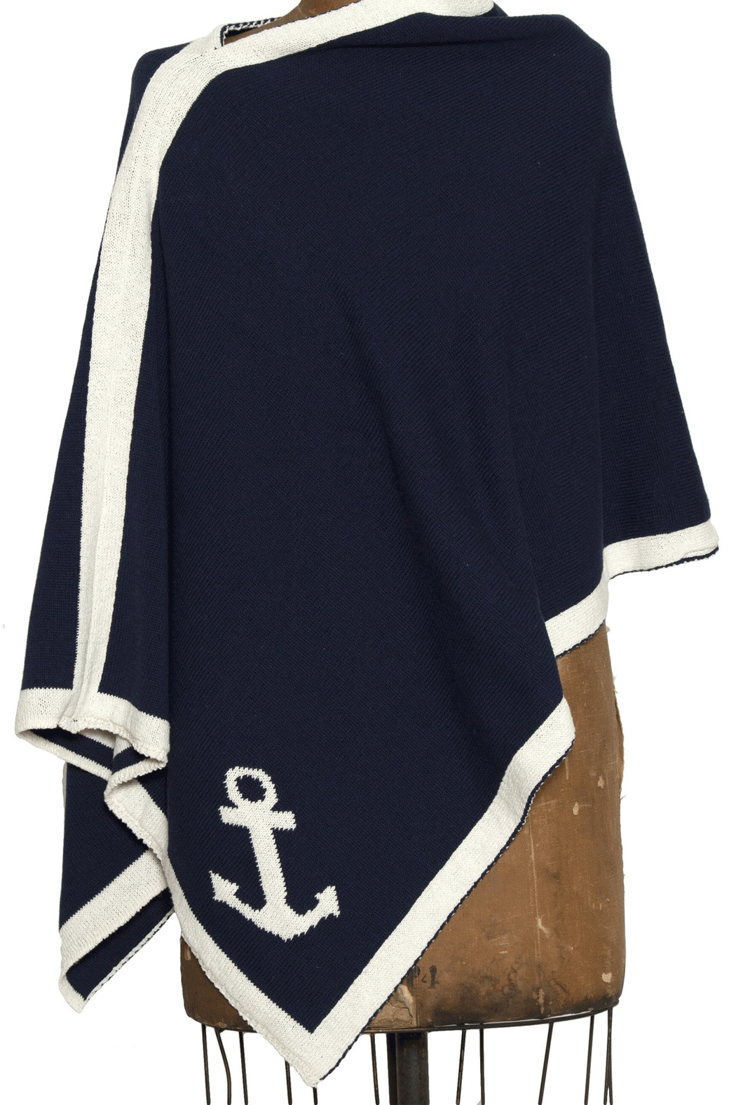 In2Green Eco Nautical Poncho - Main Image