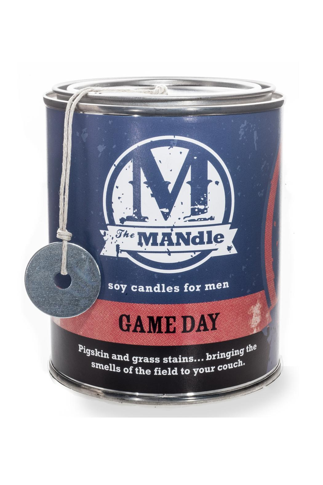 Eco Candle Game Day Candle - Main Image
