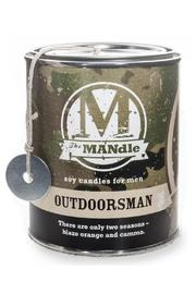 Eco Candle Outdoorsman Candle - Product Mini Image