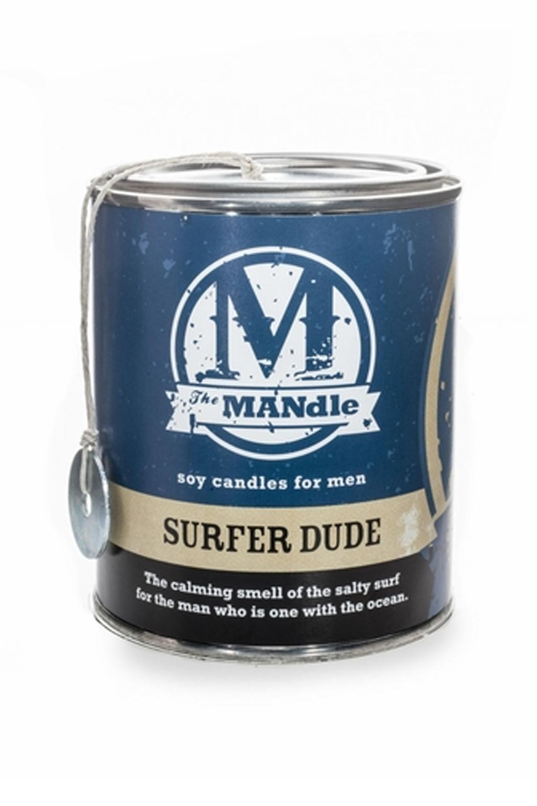 Eco Candle Surfer Dude Candle - Main Image