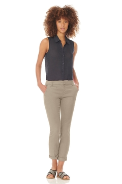 Shoptiques Product: Sage Green Chino