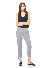 Ecru Mayfair Pant - Product Mini Image