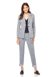 Ecru Single Button Blazer - Product Mini Image