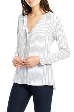 Shoptiques Product: Striped Classic Blouse